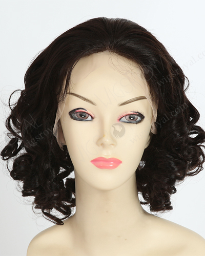 Full Lace Silk Top Big Curly Wigs WR-ST-010