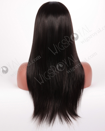 In Stock Normal Synthetic Wig Long Straight CE-CI -1BF33#