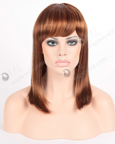 In Stock Normal Synthetic Wig Middle Straight BEBE-3147#