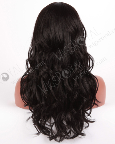 In Stock Normal Synthetic Wig Long Wavy BOA-2#