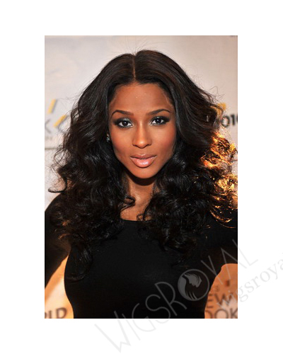 Ciara Curly Style Lace Wig CLB C 019