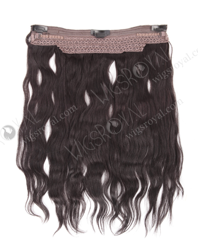 Hot Selling New Arrival Top Quality 100% Virgin Human Hair Halos Hair Extension WR-TC-081