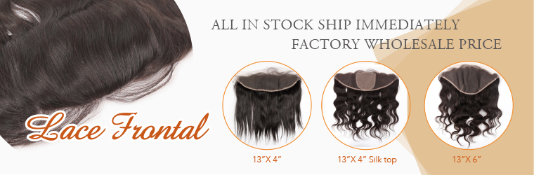 In Stock Lace Frontals