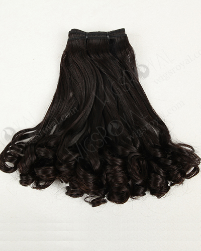 "Double Draw 16"" Umi Curl Wholesale Peruvian Hair WR-MW-013"