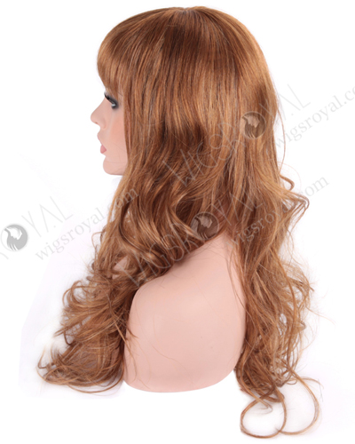 In Stock Normal Synthetic Wig Long Wavy BOA-2016#