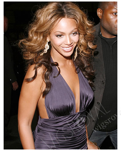 Beyonce Two Tone Color Full Lace Wigs CLB-C-027